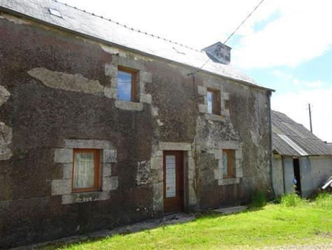 Charming stone house to finsish to renovate