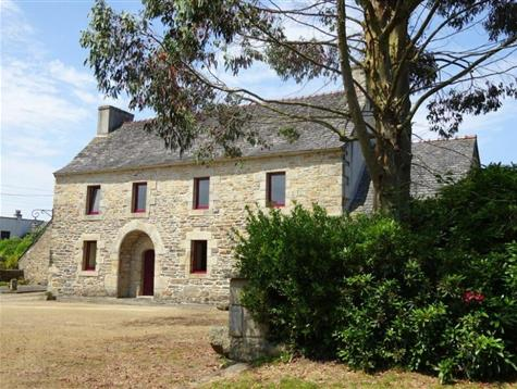 Lovely property at the heart of the village