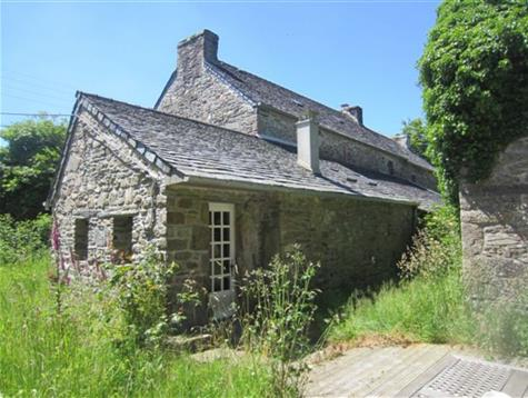 Lovely propertyof 2 houses, outbuildings on 1 hectare